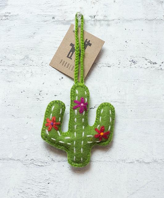 Pokoloko Cactus Ornament