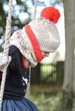 Sophie Allport Children's Knitted Snood Unicorn