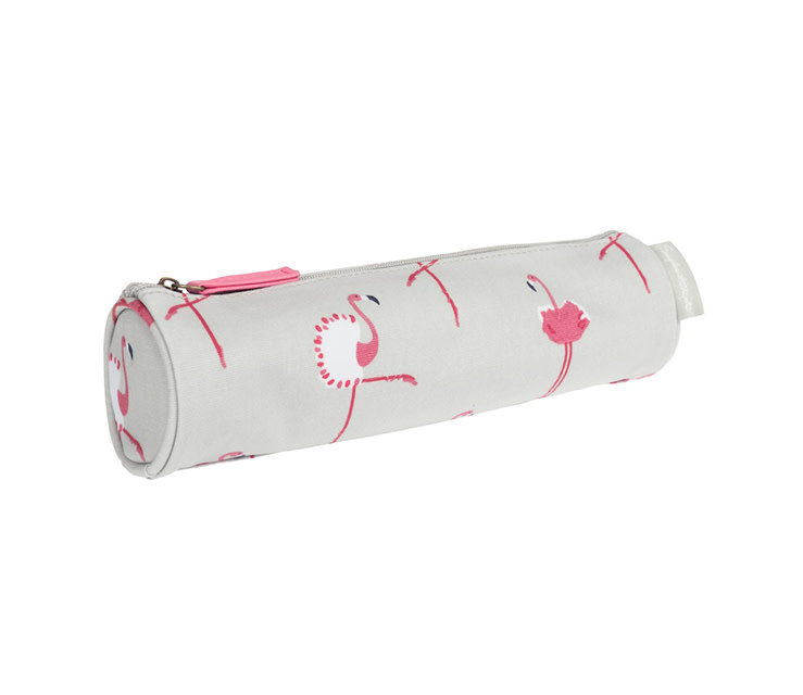 Sophie Allport Pencil Case Small Flamingos