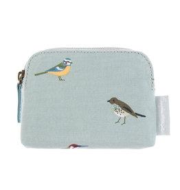 Sophie Allport Coin Purse Garden Birds