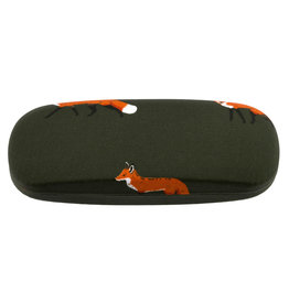 Sophie Allport Glasses Case Foxes