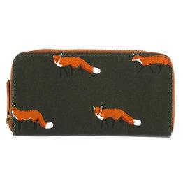 Sophie Allport Wallet Purse Foxes