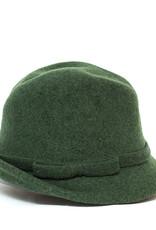Santacana Wool Borsalino Hat Green