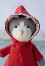 Hazel Village Stuffed Animal Gracie Cat Elf Jacket & Overalls