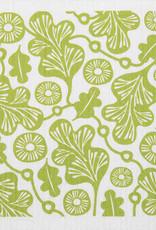 Esthetic Living Swedish Dishcloth Oak Leaf Green