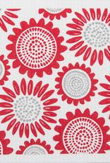 Esthetic Living Swedish Dishcloth Sunflower Red