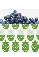 3greenmoms Reusable Snack Bag Green Berry (Velcro)