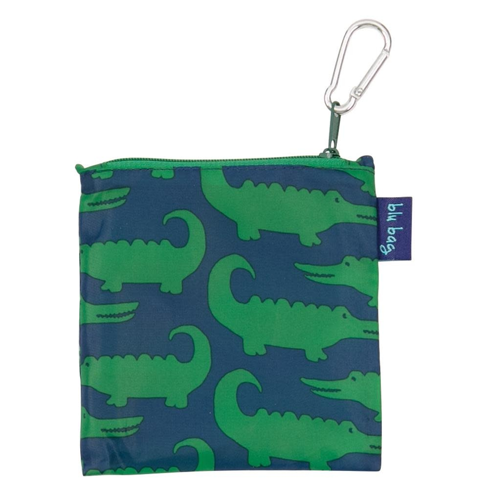 Rockflowerpaper Blu Bag Alligators Blue