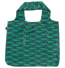 Rockflowerpaper Blu Bag Alligators Blue