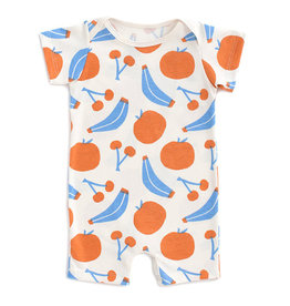 Winter Water Factory Summer Romper Yummy Fruit