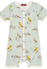 Milkbarn Shortall Blue Bird