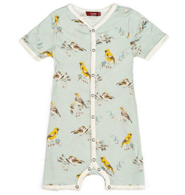 Milkbarn Shortall Blue Bird