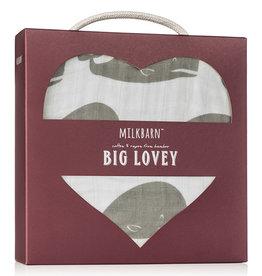 Milkbarn Big Lovey in Grey Whale