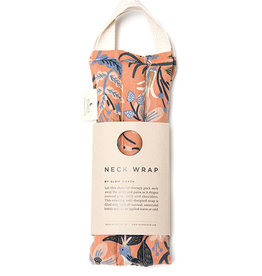 Slow North Neck Wrap Therapy Pack Folk Birds