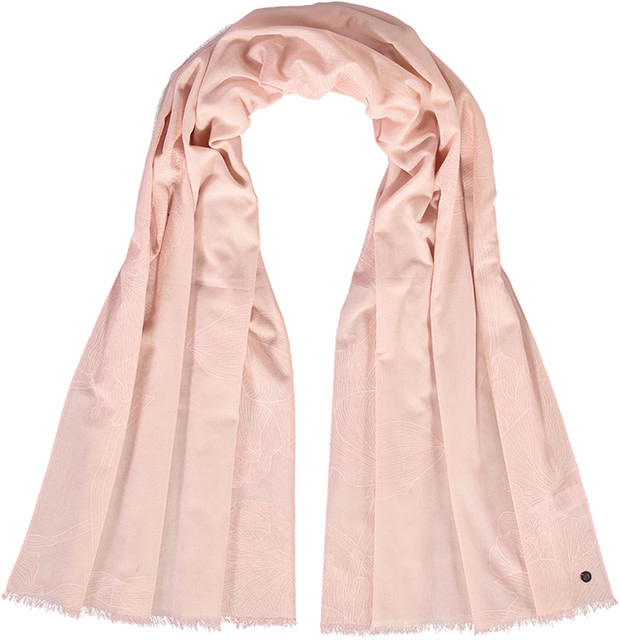 Fraas Scarf Touch of Floral Rose