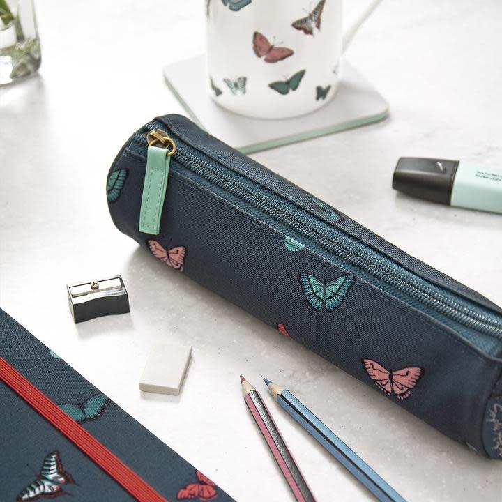 Sophie Allport Pencil Case Butterflies