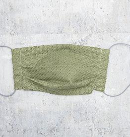 Kreatelier Face Mask Olive Green