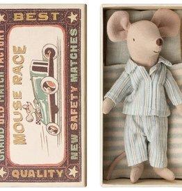 Maileg Mouse Big Brother Pyjamas in Box