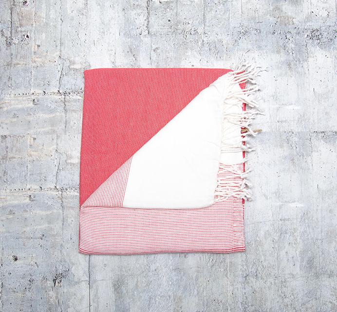 Pokoloko Turkish Towel Lia Cerise