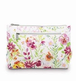 Tonic Australia Large Cosmetic Bag Morning Bloom
