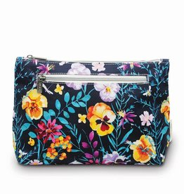 Tonic Australia Large Cosmetic Bag Evening Bloom