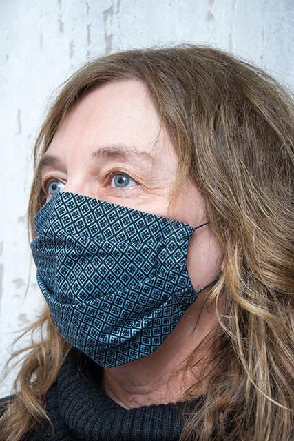 Kreatelier Face Mask Black and White