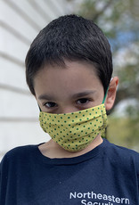 Kreatelier Big Children Face Mask Rainbow