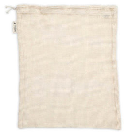 Pokoloko Organic Mesh Eco Bag 12 x 15 Natural