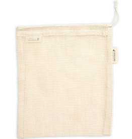 Pokoloko Organic Mesh Eco Bag 8 x 10 Natural