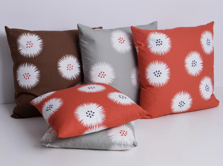 Sara Ladds Seed Puff Fabric