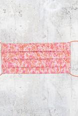 Kreatelier Face Mask Pink Flower Power