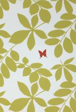 Sara Ladds Bug Leaf Fabric