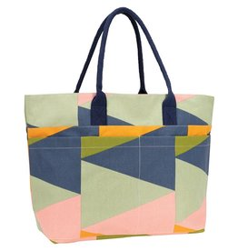 Rockflowerpaper Beach Tote Bag Zuri