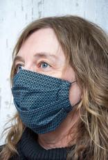 Kreatelier Face Mask Sunny Plaid