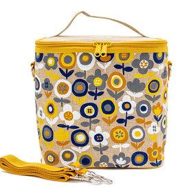 So Young Large Cooler Bag Mod Flowers