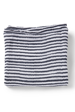 Pehr Designs Count the Ways Cloth Stripes Away Ink Blue