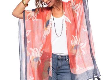 Ponchos & Kimonos