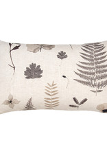 Kreatelier Nature Pillow in Cream 14 x 22in