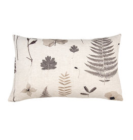 Kreatelier Nature Pillow in Cream 14 x 22in