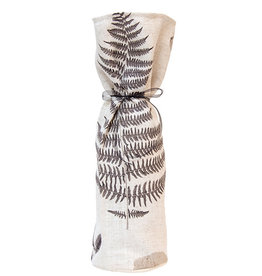 Kreatelier Bottle Gift Bag Botanical Neutrals