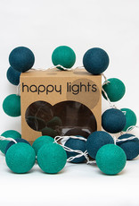 Happy Lights Happy Lights Box Green and Blue