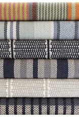 Dash & Albert Archer Woven Cotton Throw Grey