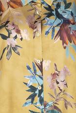 Q-Neel Floral Blouse