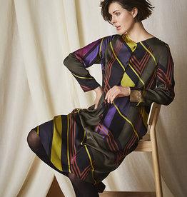 Q-Neel Geometric Dress