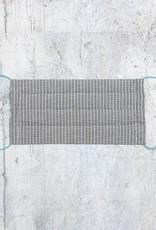Kreatelier Face Mask Light Grey Stripes
