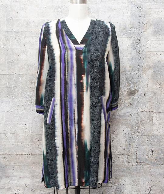 Q-Neel Midnight Dress