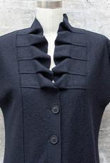 Q-Neel Waistcoat in Navy