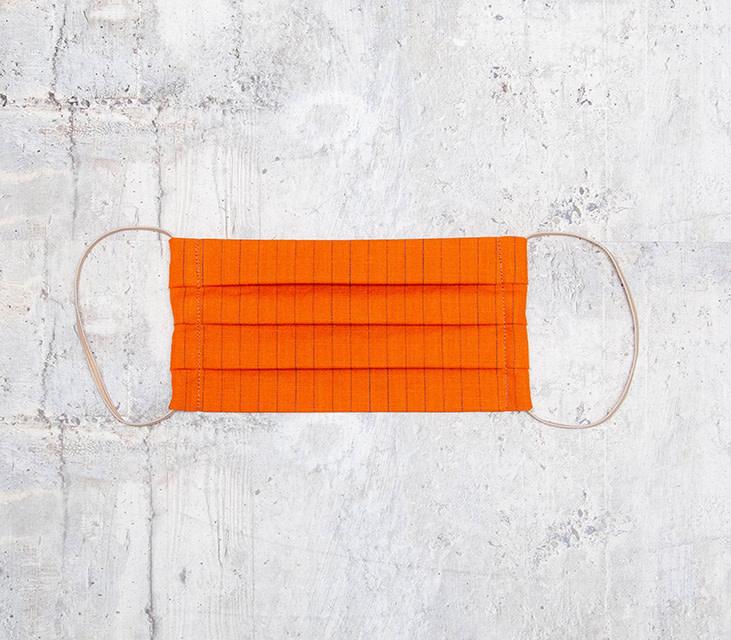 Kreatelier Face Mask Bright Orange