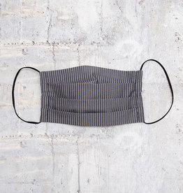 Kreatelier Face Mask Grey Stripes