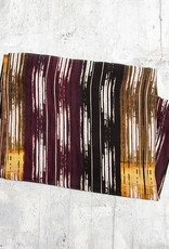 Bela Monde Silk Scarf Abstract